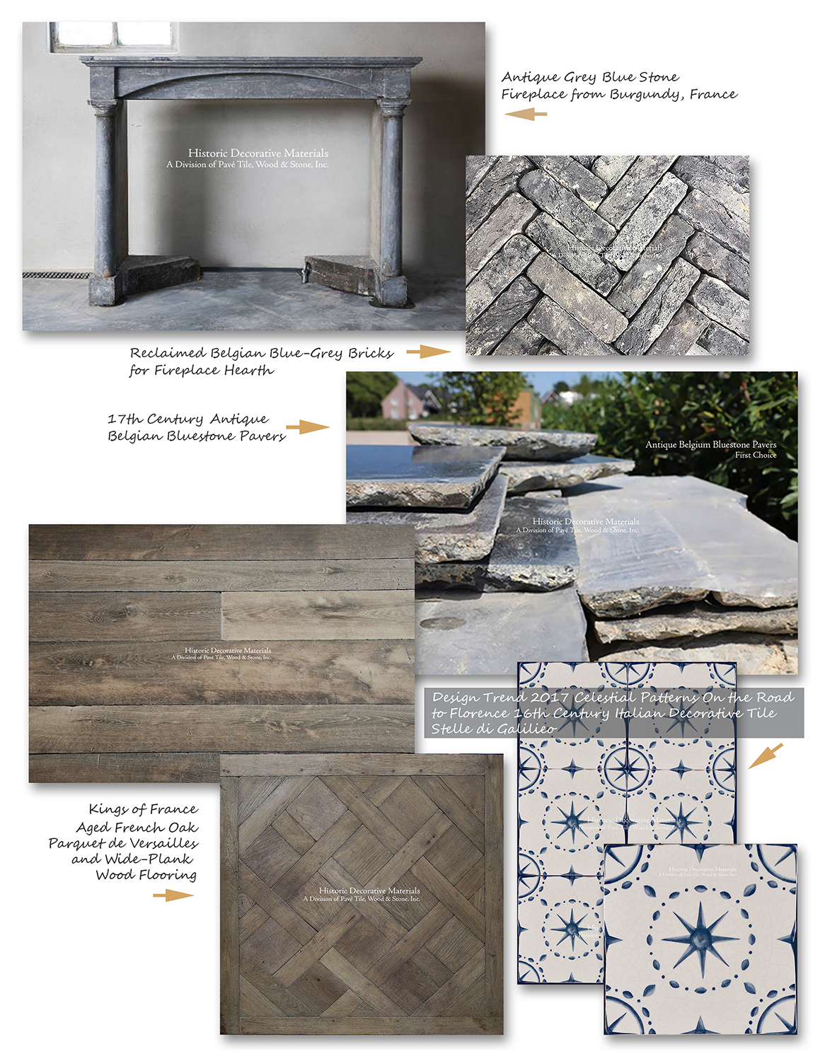Aesthetic Paver Stone Tom Brady and Gisele Bündchenu0027s French and Belgian Farmhouse Aesthetic in LA