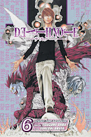 The sixth volume of the Death Note manga.