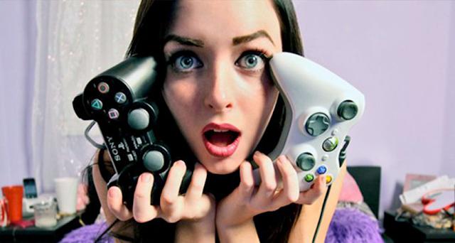 Games são apenas para homens? Se você concorda com isso, de fato é um troglodita!