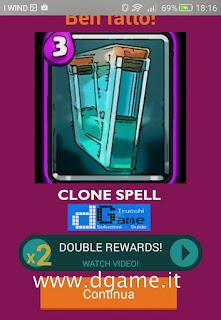 Soluzioni Quiz Clash Royale card livello 5