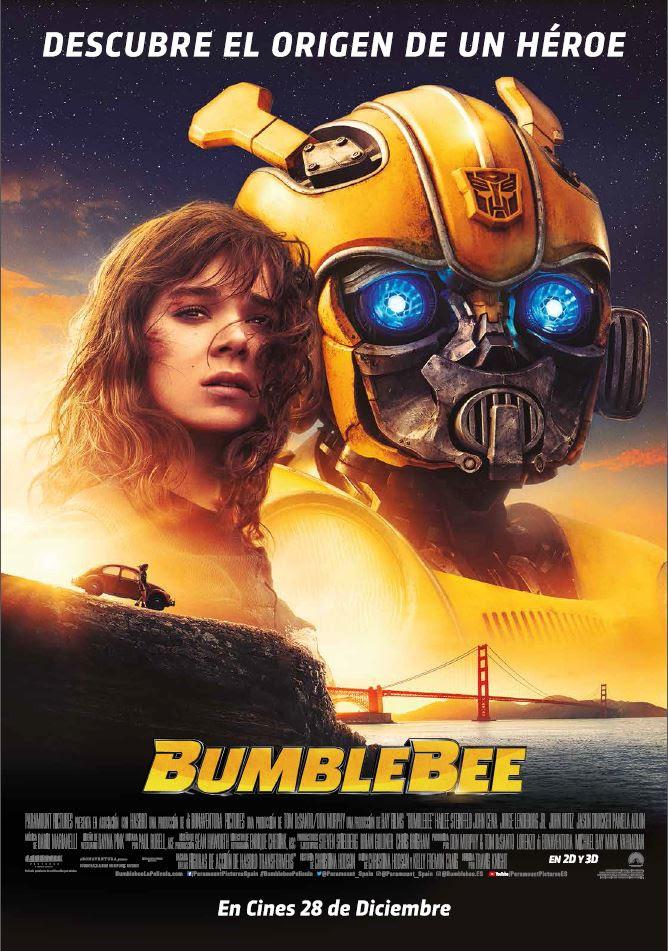 BUMBLEBEE 2018 Bumblebee%2Bposter%2Bdefinitivo