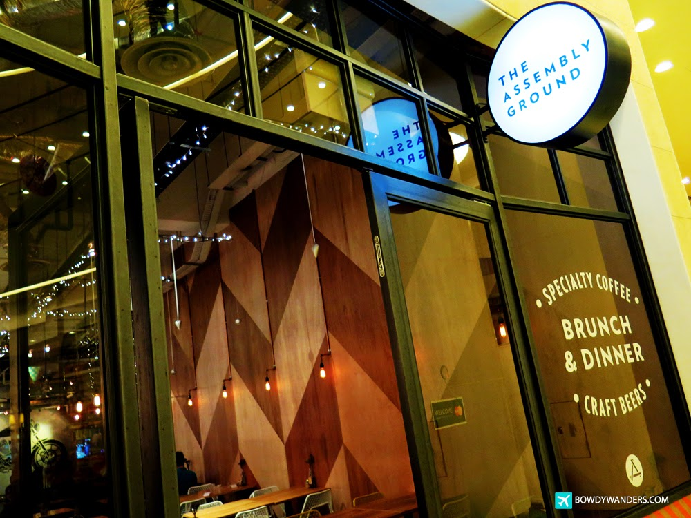 bowdywanders.com Singapore Travel Blog Philippines Photo :: Singapore :: The Assembly Ground, The Cathay - Dhoby Ghaut