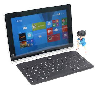 Jual Acer Switch 10 edisi-3G Bekas