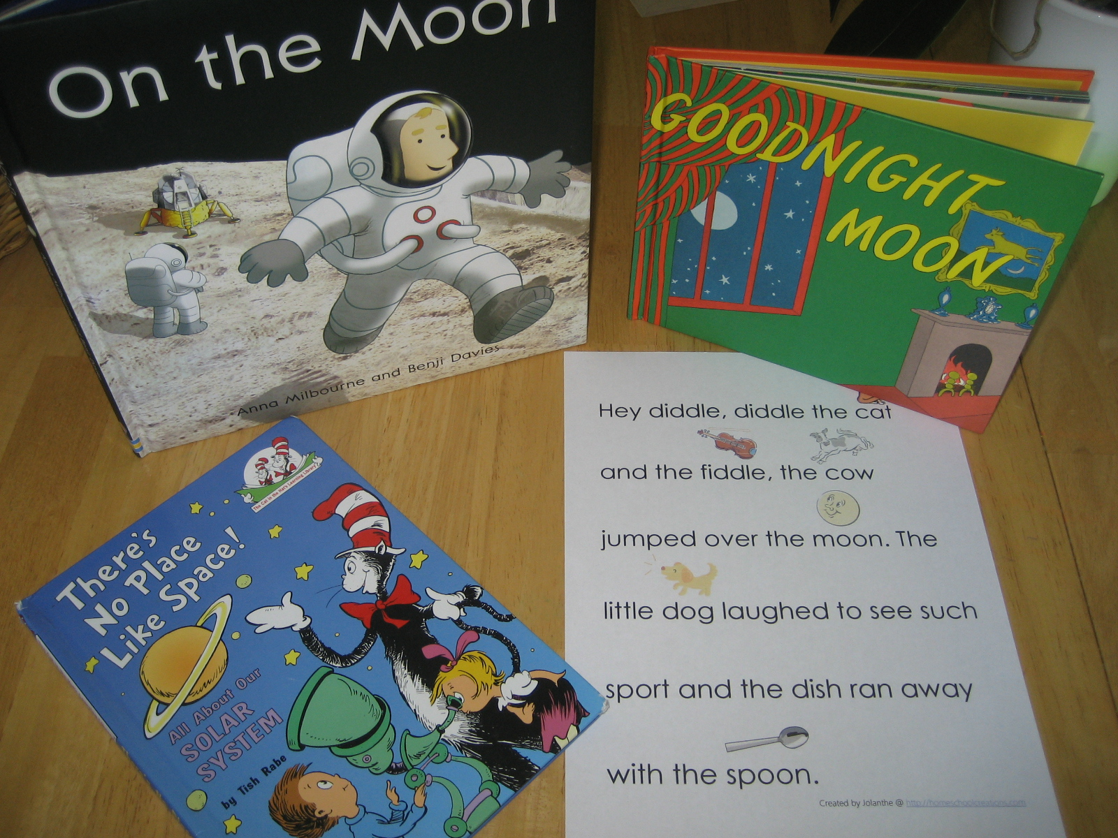 The Preschool Experiment Tot Trays Goodnight Moon