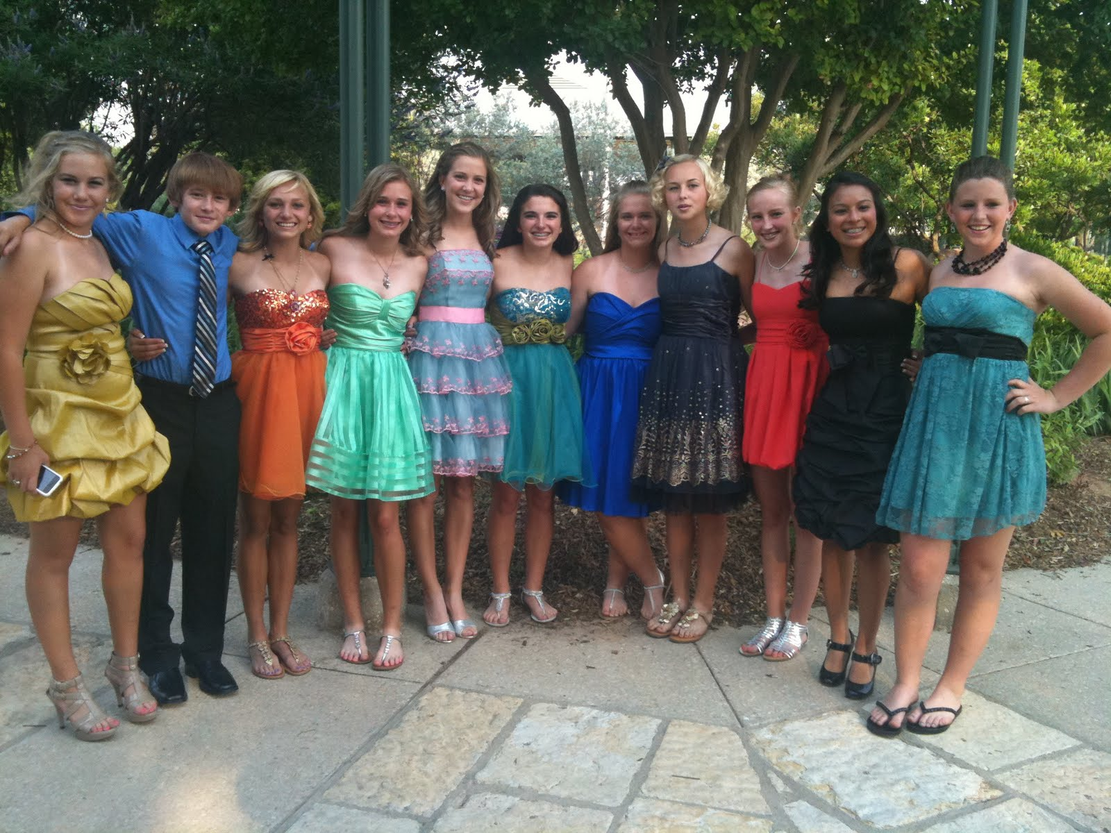 Prom Dresses Middle School - Gown And Dress Gallery