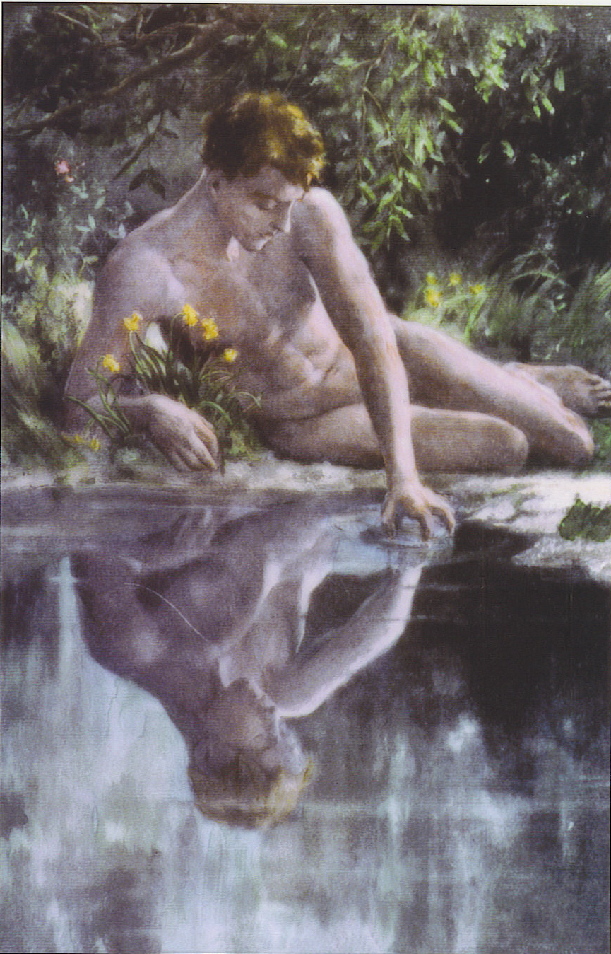 Greek Mythology Echo And Narcissus Narcissus Pictures
