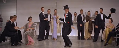 La bella de Moscú (1957) - Fred Astaire -