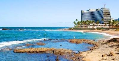 Na Bahia 26 praias das 113 estão piores que em 2016