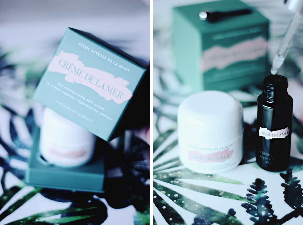 Creme De La Mer Moisturizing Soft Cream, Lifting Eye Serum, Aimerose Blog