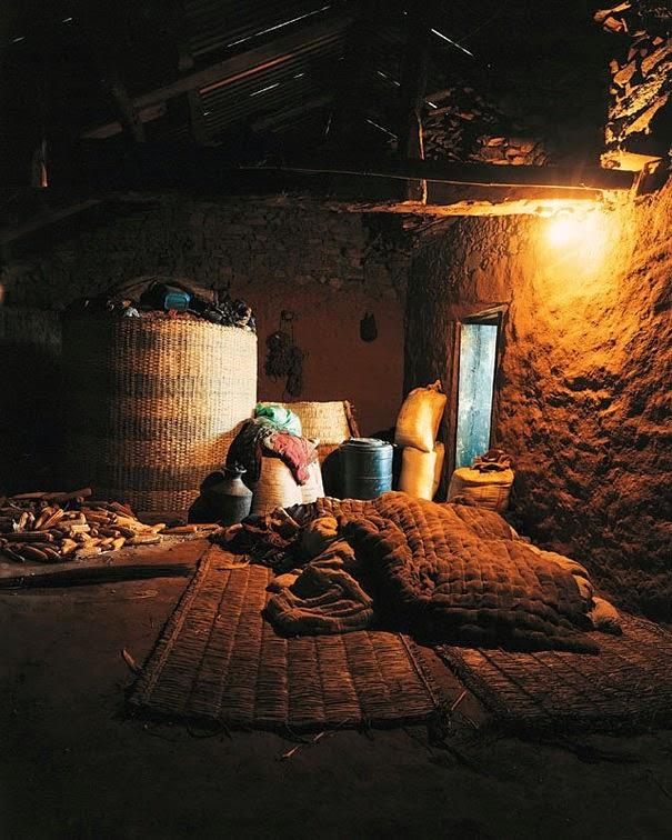 16 Children & Their Bedrooms From Around the World - Bikram, 9, Melamchi, Nepal - Bikram's Room
