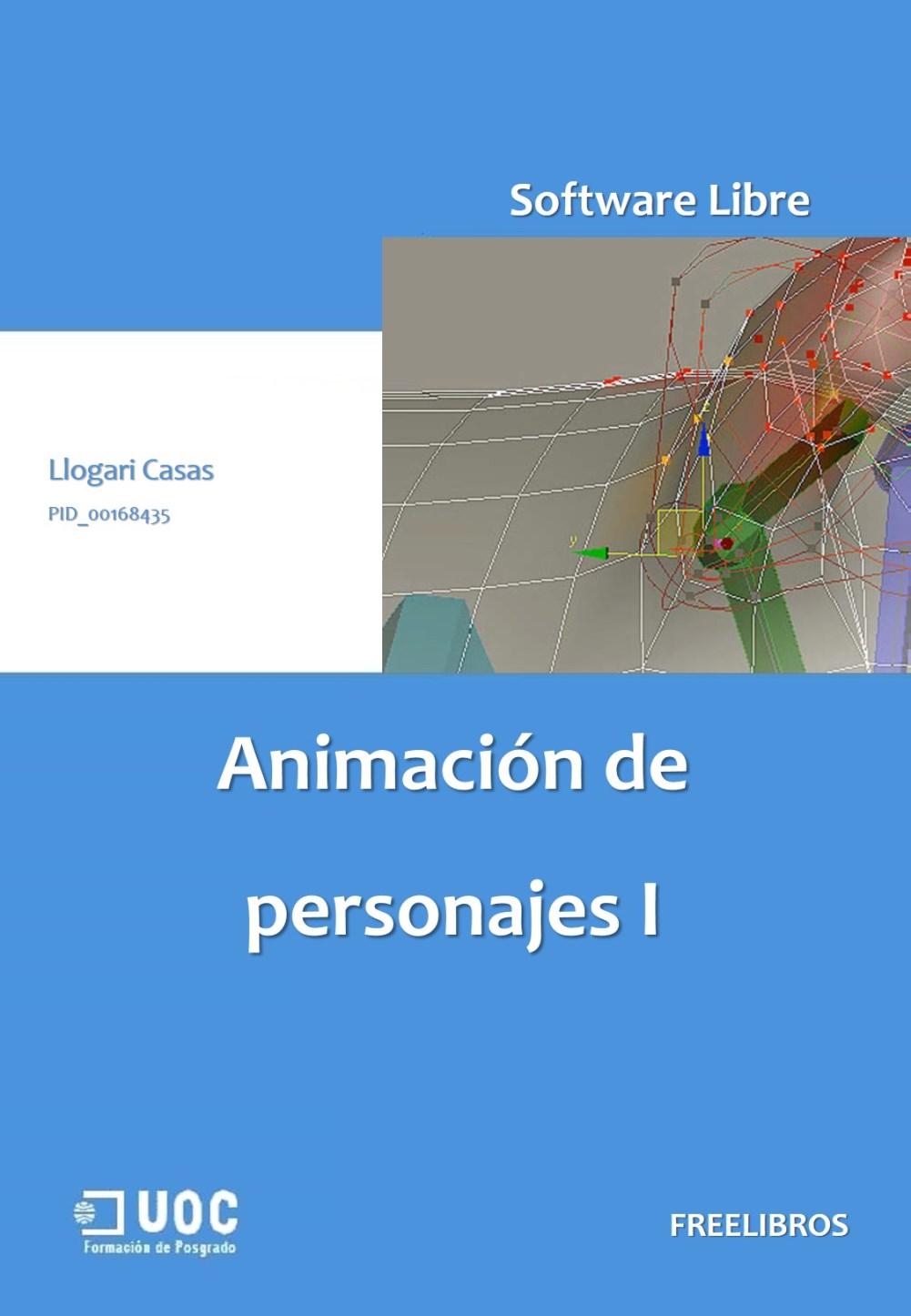 Animación de personajes I – Llogari Casas