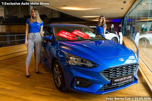 Otvoren 7.Exclusive Auto Moto Show u Rijeci u Centru Zamet