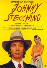 "Carátula del DVD: ""Johnny Palillo"""