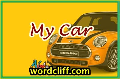 Contoh Descriptive Text Tentang Mobil Kesayangan