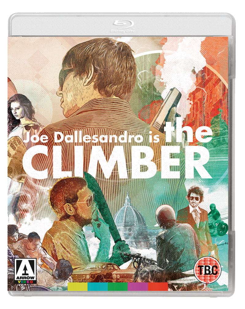 the climber arrow video