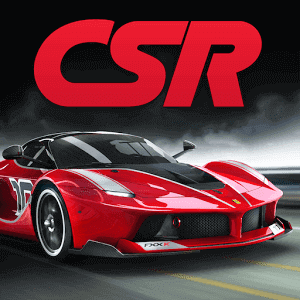 CSR Racing apk mod