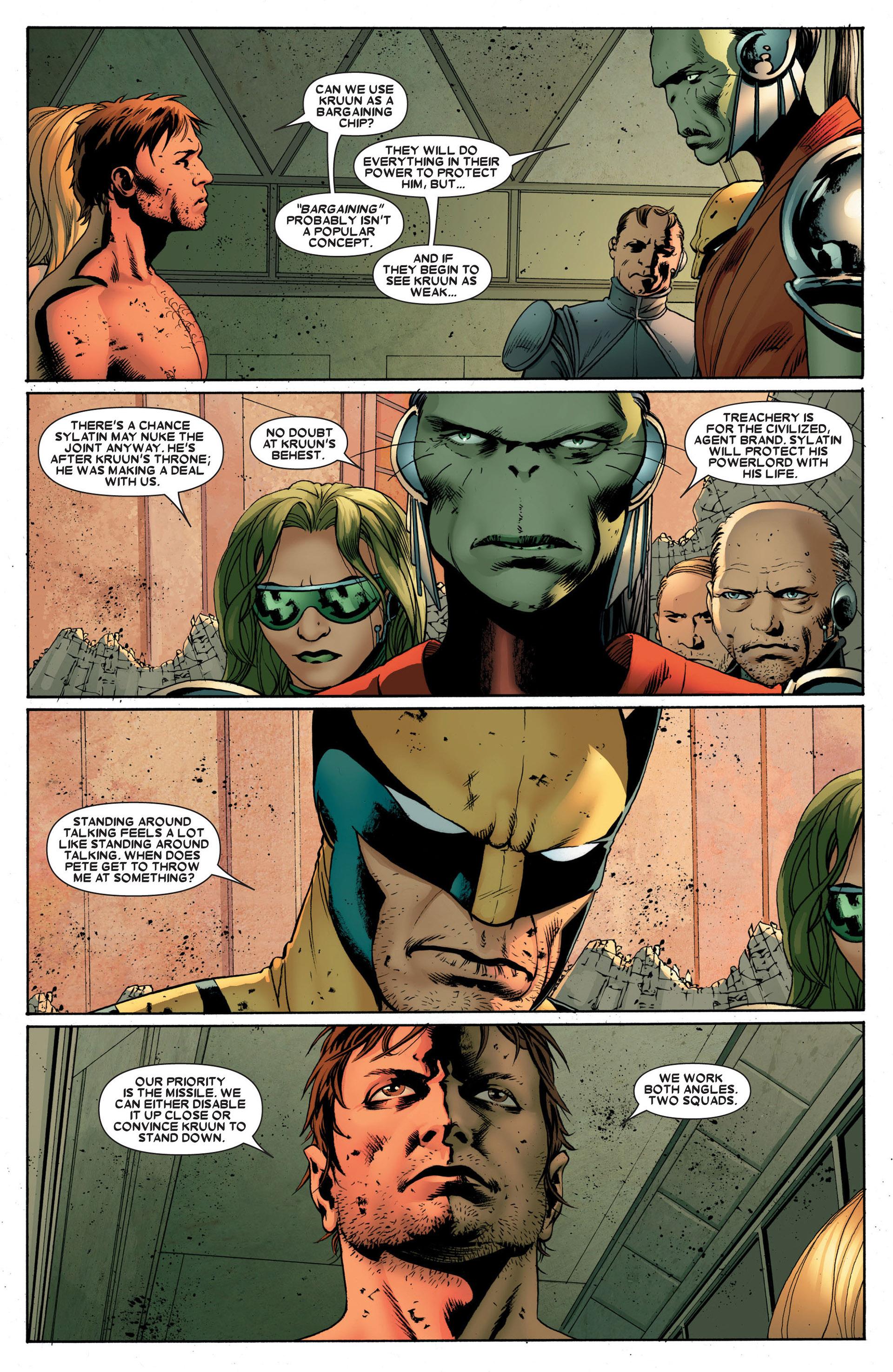 Read online Astonishing X-Men (2004) comic -  Issue #24 - 3
