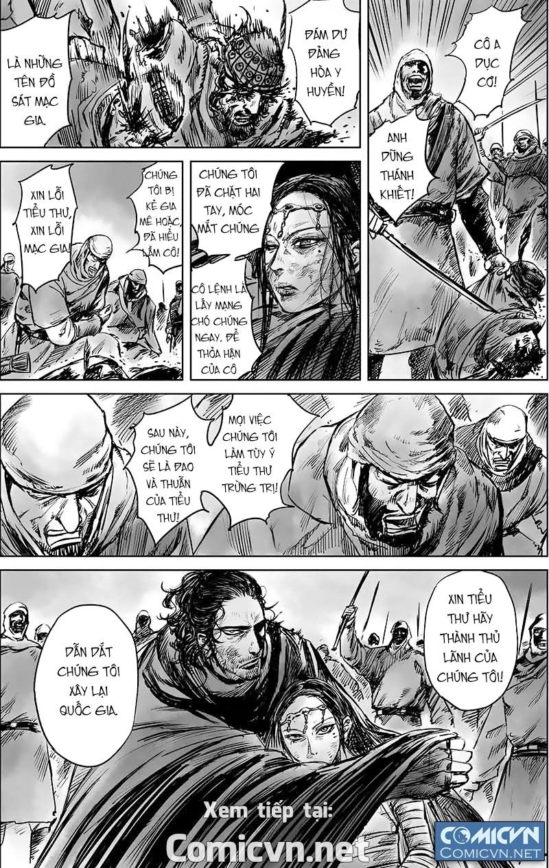 Tiêu Nhân - Chapter 62 - Pic 16