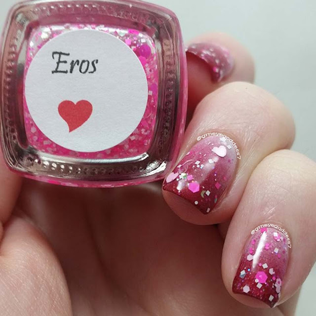 Anonymous Lacquer Eros