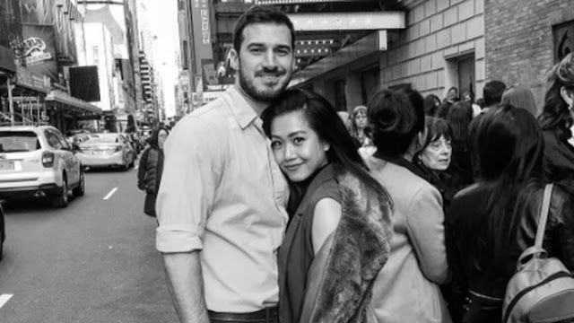 Rachelle Ann Go Was Missing In Action For The Past Few Years, But Is Now In A Relationship With A Foreigner?