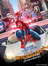 Spider Man Homecoming (2017) สไปเดอร์แมน โฮมคัมมิ่ง HD