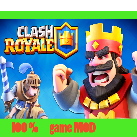 download game mod Royale Clans Clash of Wars [ Android Modded Games ]