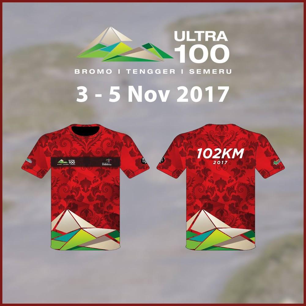 Bromo Tengger Semeru 100 Ultra • 2017