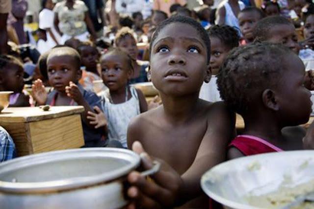 أكثر الدول جوعاً في 2016