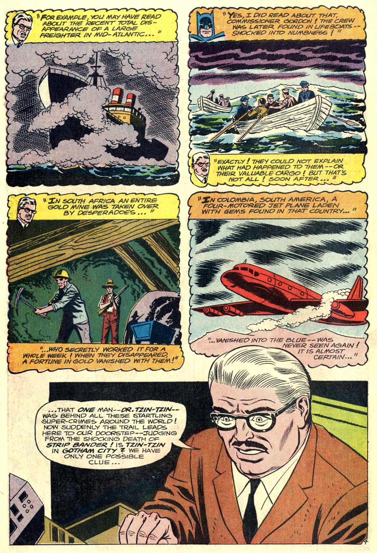 Detective Comics (1937) 354 Page 5