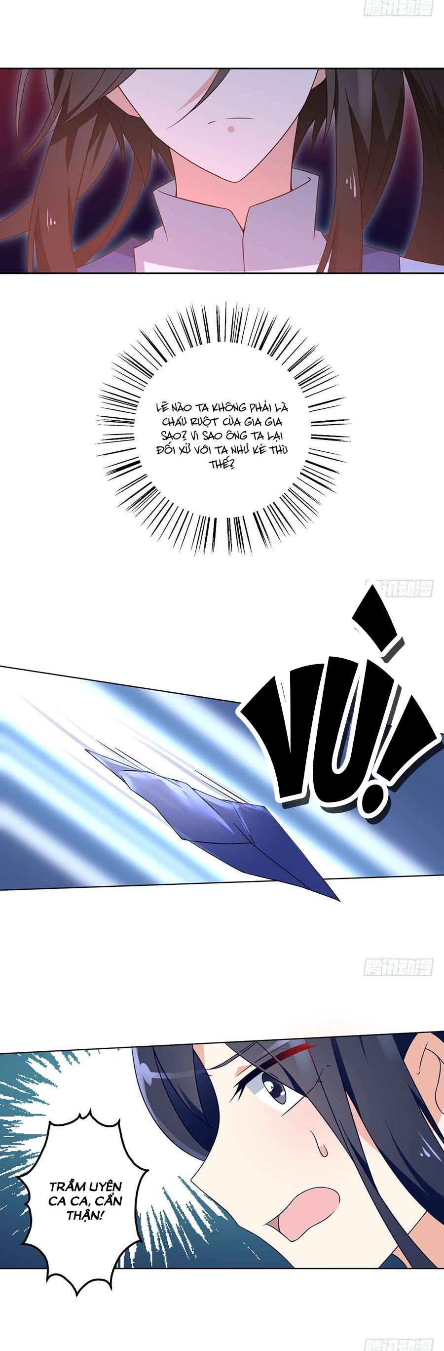 Manh Sư Tại Thượng chap 61 - Trang 9