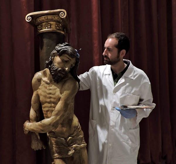 El Señor del Perdón de Granada vuelve al Culto
