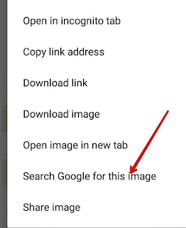 how to reverse search image phone