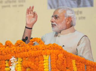Not born to sit on a chair of high office: Narendra Modi
