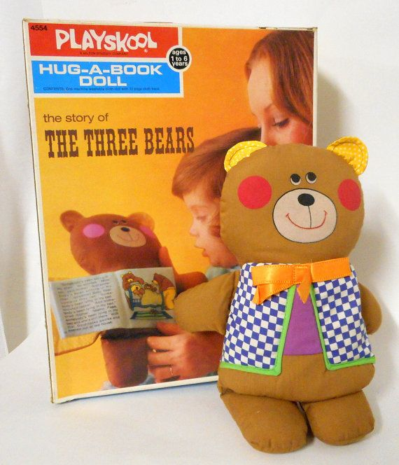 Using The Same Basic Designs Following Year Company Expanded To Offer What It Called Hug A Book Dolls Which Featured Garish Colors At
