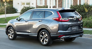 Honda CR-V Colors: metallic, crystal black pearl