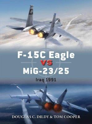 F-15C Eagle versus MiG-23/25