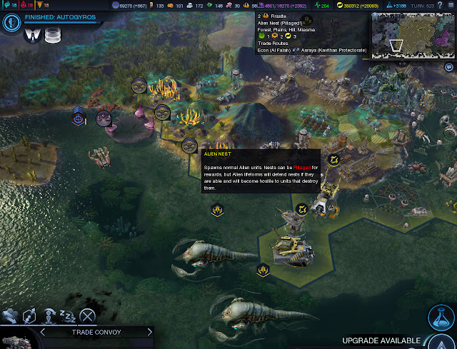 Civilization: Beyond Earth  | Alien Nests Screenshot