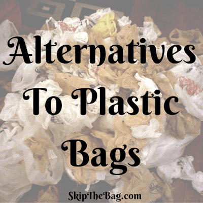 Alternatives to Plastic Grocery Bags