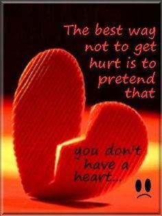 Sad Broken Heart Dp Whatsapp