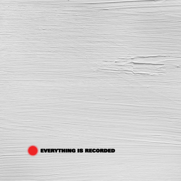 Everything Is Recorded - Close but Not Quite - EP Cover
