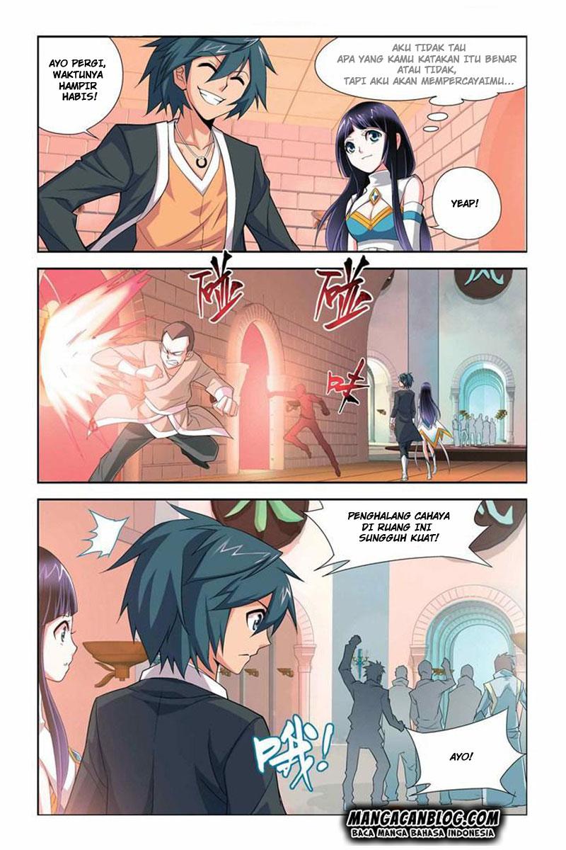 Battle Through Heaven Chapter 12-15