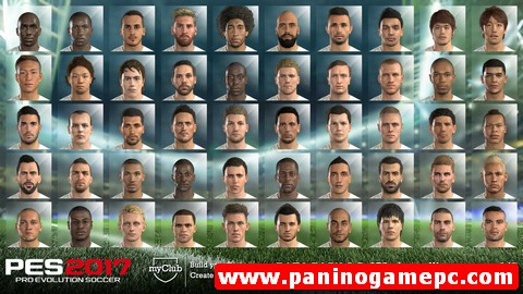 PES 2017 November Data Pack Details Revealed
