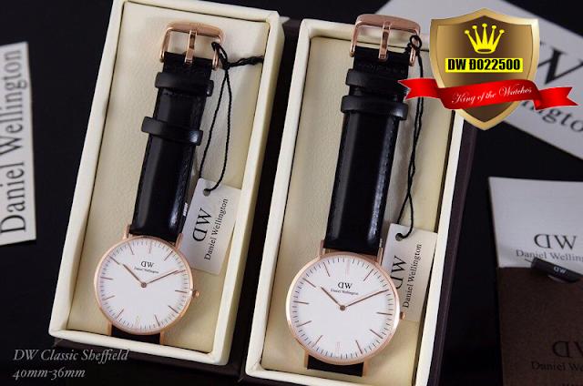 Đồng hồ dây da DW Đ022500