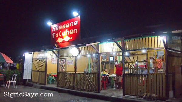 Bacolod seafood market