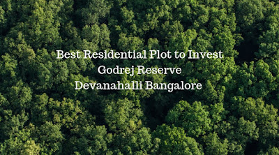 Godrej Reserve is a best project in Devanahalli Bangalore.
