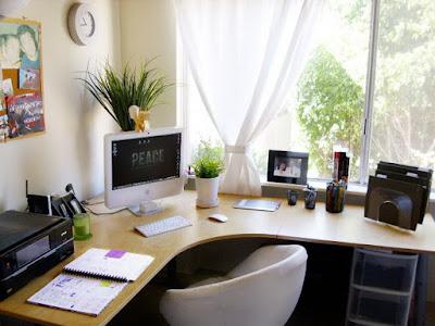 Tips Menciptakan Ruang Kerja yang Eye-Friendly