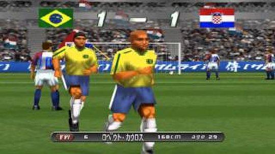 Alasan Mengapa Roberto Carlos Sering Dijadikan Striker di Game Winning Eleven PS1