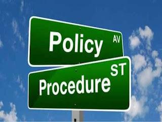 kebijakan perusahaan