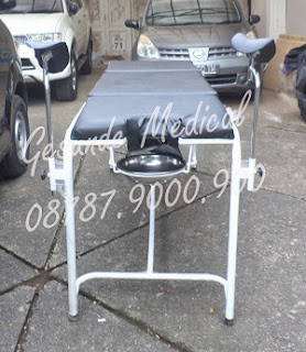 gynecology bed gm8301 bagus
