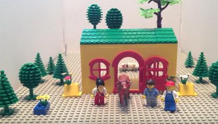Jallikattu – LEGO MOVIE – Kombu Vacha Singamda